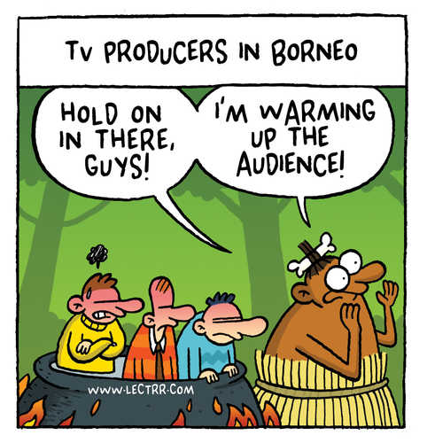 TV producers