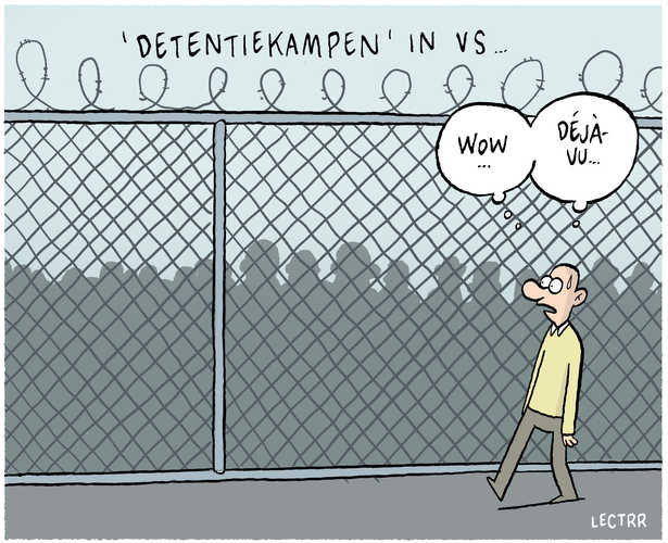 Detentiekampen VS