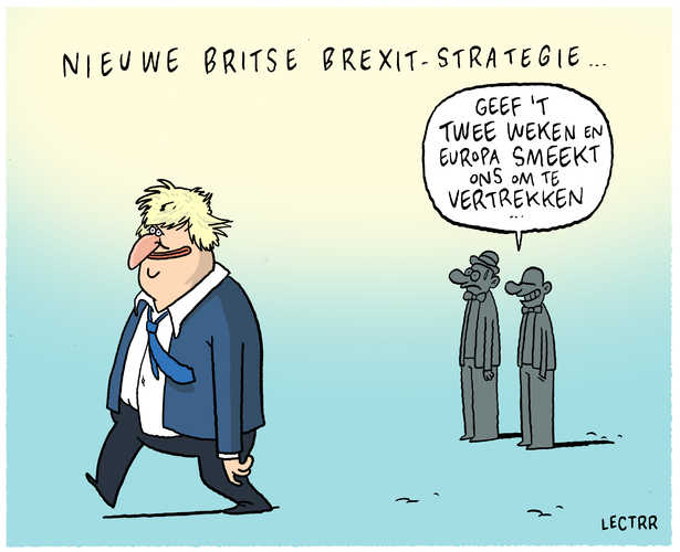 Brexit-strategie