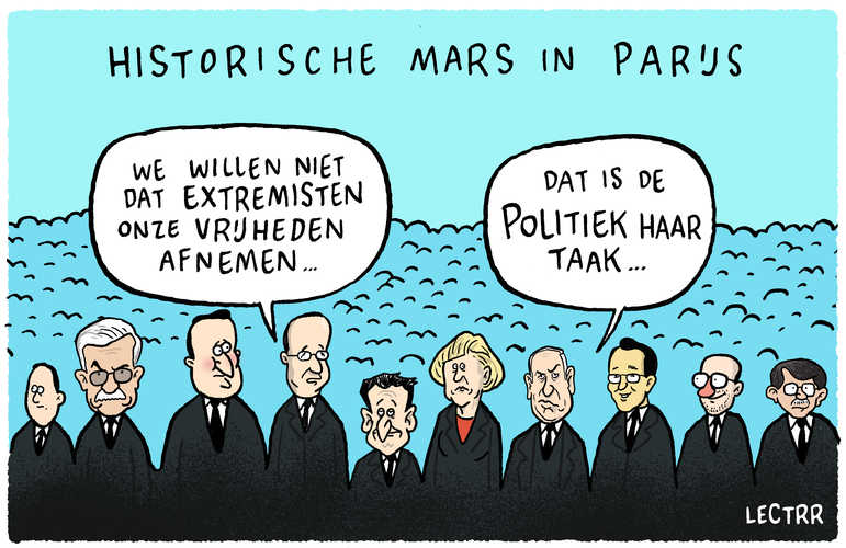 Mars in Parijs