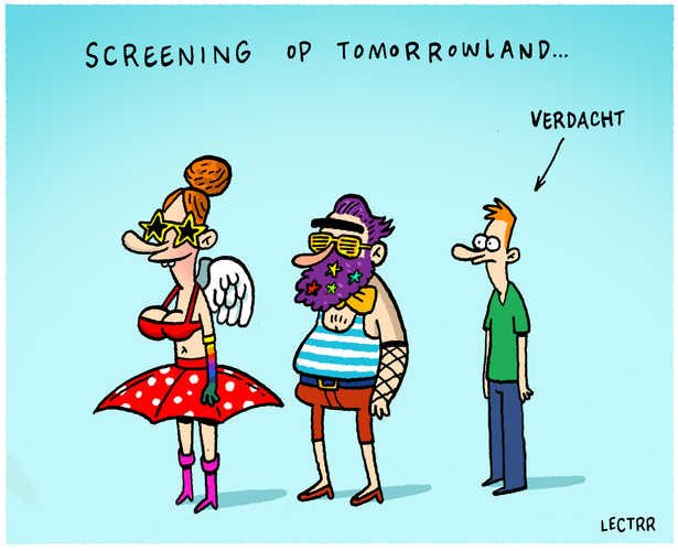 Screening Tomorrowland