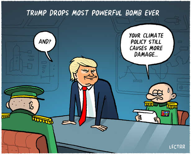 Most powerful bomb ever