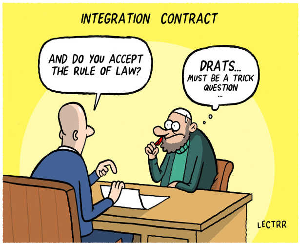 Integration contract